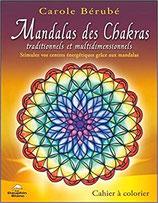 Mandalas des chakras