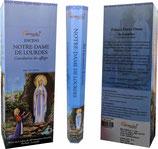 Encens Naturel Notre dame de Lourdes