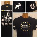 """Ärmelpatch """"Berlin&Europa"""" (nur in Verbindung mit einer Textilbestellung)"""
