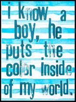 i know a boy