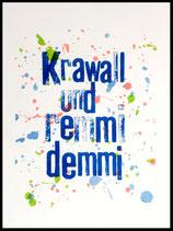 krawall und remmi demmi (blue)