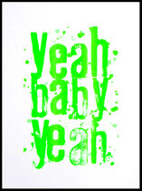 yeah baby yeah (grün)