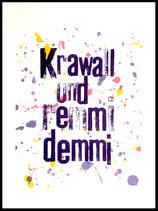 krawall und remmi demmi (purple)