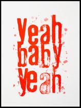 yeah baby yeah (orange)