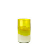 Vase Layers Yellow