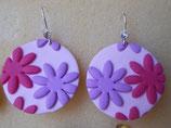 orecchini flowers