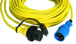 Philippi (Ratio Electric) Landanschluss Kabel, Stecker und Kupplungsdose