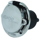 Philippi (Ratio Electric) Landanschluss Einbaugerätestecker MP 32-16