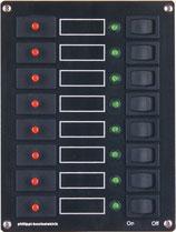 Philippi Stromkreisverteiler STV 108