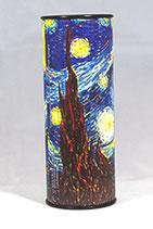 Kaleidoskop Künstlermotiv Van Gogh (Sternennacht)