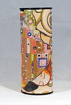 Kaleidoskop Künstlermotiv Gustav Klimt (Die Erfüllung)