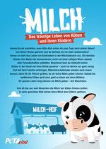 PETAKids-Flyer - Die Wahrheit über Milch
