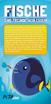 PETAKids-Flyer - Die Wahrheit über Fische