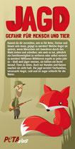 Flyer - Die Wahrheit über die Jagd