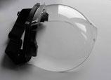 Schutz-Visier (optische Klasse 1) mit Anti-Beschlag- und Kratzschutz-Beschichtung
