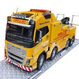 Tamiya Volvo FH-16 Globetrotter 750 8x4 Abschlepp Truck
