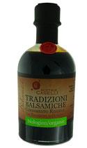 Bio Balsamico Tradizioni 250ml zertifiziert und kontrolliert durch DE-ÖKO-006