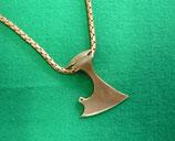 Helmdach Axt Bronze