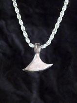Drachen Axt Silber