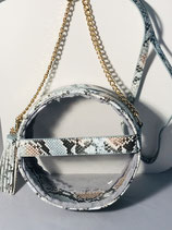 Round Clear Purses