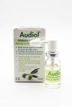 Audiol oorsmeer spray