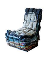 """Rag chair"" No.: 156"
