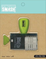 Smash Date Stamp