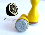 Zitrone - Ministempel