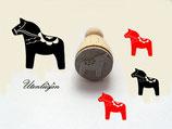 Dalapferd - Ministempel