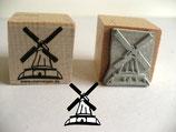 Motivstempel - Windmühle