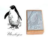 Motivstempel - Pinguin