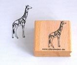 Motivstempel - Giraffe