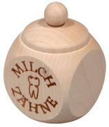 Holzdose mit Schraubverschluß