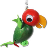 Art.Nr SF 113 Schwingfigur Papagei