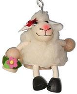 Art.Nr. SF 112 Schwingfigur Schäfchen mit Wolle