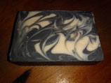Goat's Milk & Honey Soap * Activated Charcoal Bar*