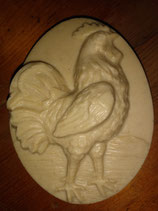 Goat's Milk & Honey Soap with * Green Clay * - Rooster