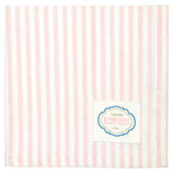Greengate Stoffserviette Alice stripe pale pink