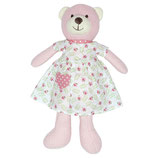 Greengate Teddy Lily petit white