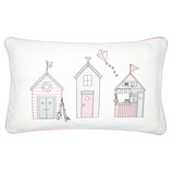 NEU Greengate Kinderkissen Ellison pale pink piceprinted 30x50cm