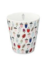 Happy Mug farbige Eicheln