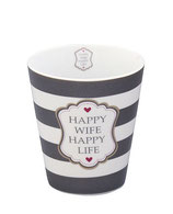 Happy Mug Happy Wife happy life
