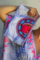 Bali Sensasi Clutch Oni Print