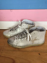 Leder Star Sneakers Ovye by Christina Lucci