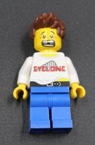 CDX Cyclone LEGO® Custom Minifigur NEU