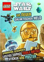 LEGO® Star Wars™ Ein neuer galaktischer Held: mit Sticker und Poster