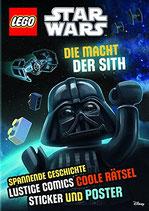 LEGO® Star Wars™ Die Macht der Sith: mit Sticker und Poster