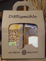 """Geschenkverpackung """"Dittligmühle"""" (leer)"""