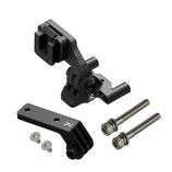 SRM パワーコントロール コンボ マウント Zipp® SL Sprint Stem 用 (下部アダプター付)[SRM-ZIPP1+GP]