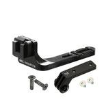 SRM パワーコントロールマウント コンボ マウント インテグレーテッド  タイプ (Integrated HandleBar 用 下部アダプター付)[SRM-INTE+GP]